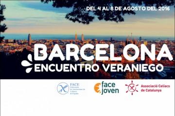 Encuentro veraniego Barcelona