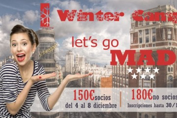 winter camp madrid